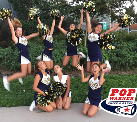 Pop Warner Cheer El Segundo