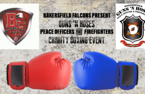 Guns 'N Hoses Charity Boxing Event